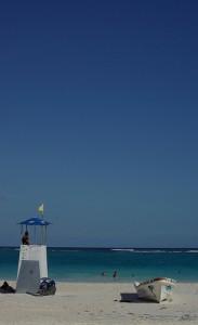 Idyll - Tulum Beach, Quintana Roo, Yucatan Peninsula, Mexico, Copyright 2008 all rights reserved