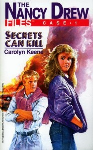 Nancy Drew Files Book Cover
