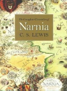 Chronicles of Narnia Book Cover