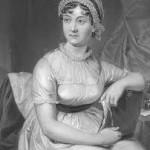 Jane Austen Portrait from LiteraryHistory.com