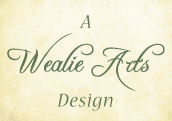 Wealie Arts Logo